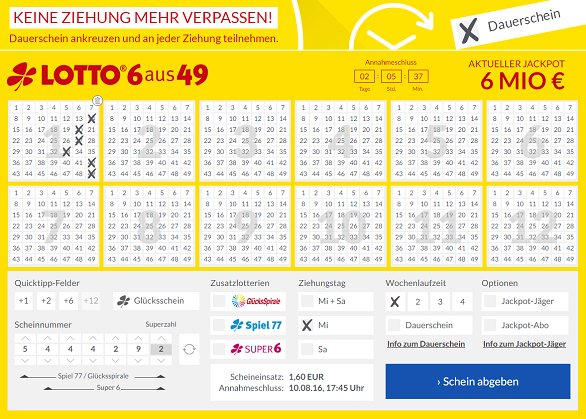 Lotto Online 24