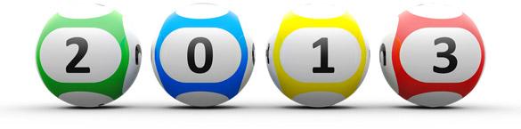 Lotto-Rückblick 2013