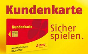 Lott Mecklenburg-Vorpommern Kundenkarte