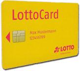 LottoCard Niedersachsen