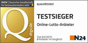 Testsieg-Gewinnspiel bei Lottohelden.de