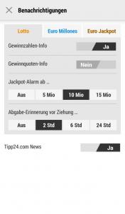 App-Vergleich: Tipp24_Pushnachrichten