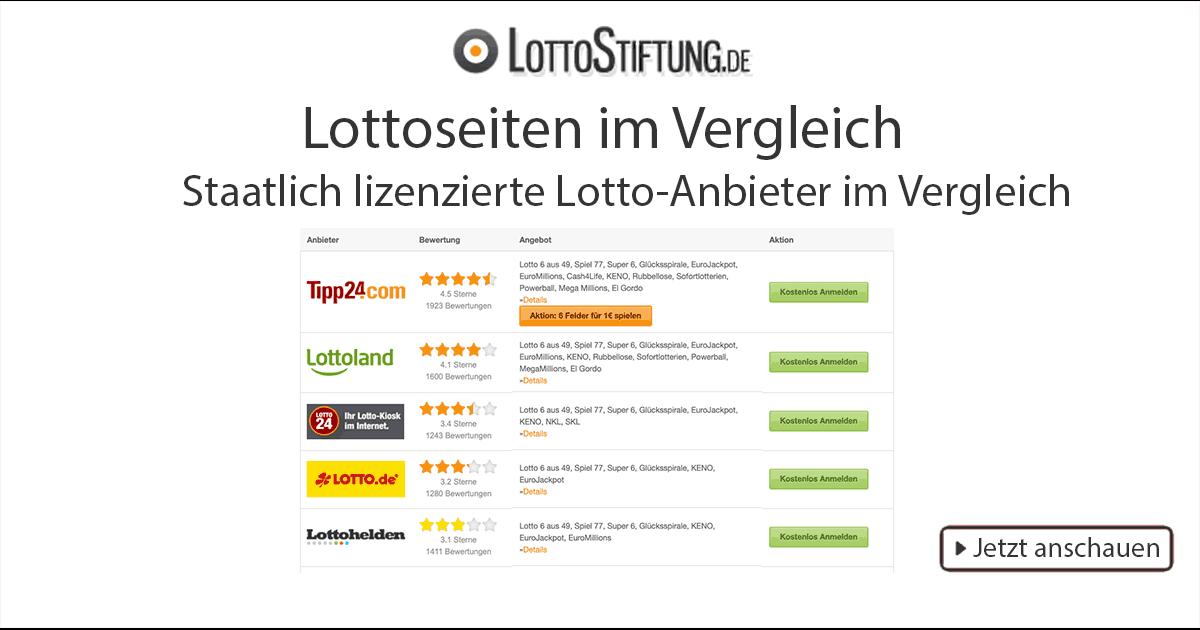 Lotto Vergleich